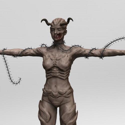 Female Demon